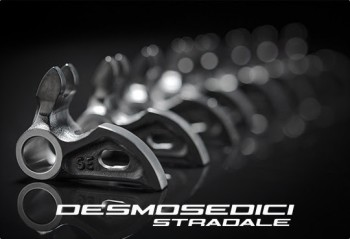 Desmosedici Stradale : un V4 pour les motos de sport Ducati de demain